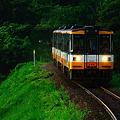 写真: のと鉄道 三重連