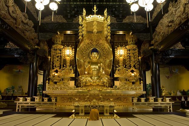 「仏像彫刻」 念佛宗(念仏宗)無量寿寺 佛教之王堂  社寺仏教美術 nenbutsushu072
