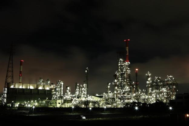 写真: 『不夜城。。。』 ~三重県 四日市~