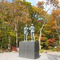 Photos: 十和田湖畔 乙女の像