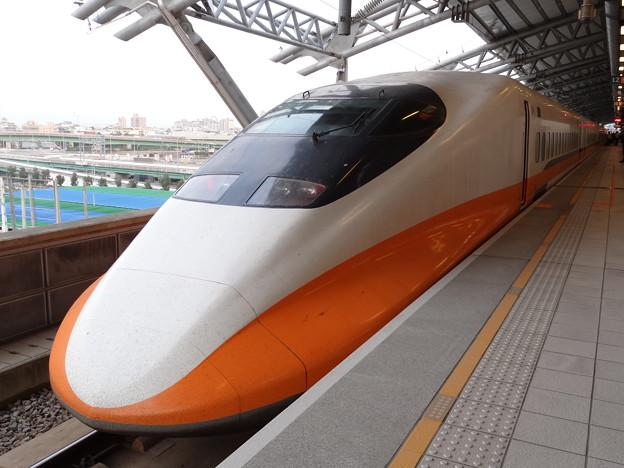 台湾高速鉄道 in 台中