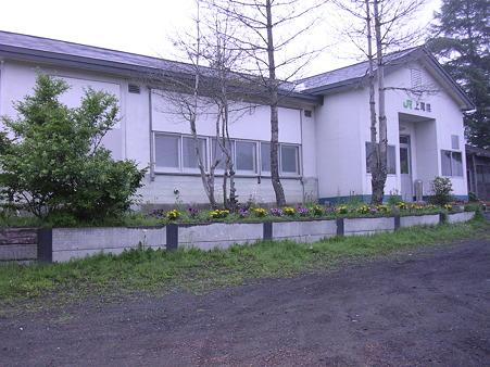 上尾幌駅3