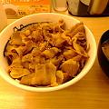 Photos: 松屋の豚めし(期間限定)
