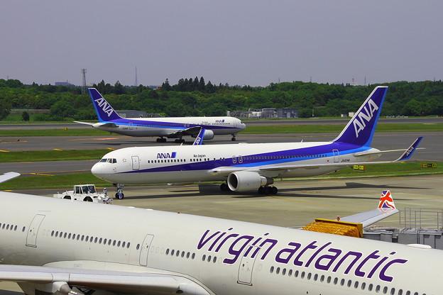 ANA 767s
