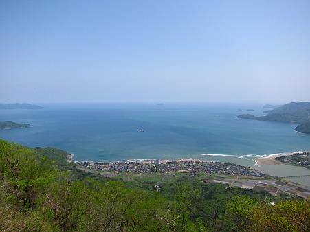 由良ヶ岳・東峰