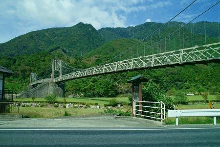 桃介橋(SDIM0034)