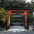 写真: 丹生川上神社