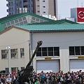 平成23年10月2日、守山駐屯地・第10師団創立49周年記念行事その1