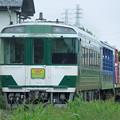 Photos: アンパンマントロッコ(水郡線17日)後追い