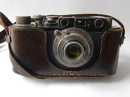 ライカのカメラ4834