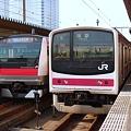 写真: 京葉線205系 ケヨ9