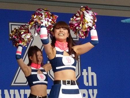 早川真央さん。
