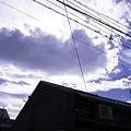 写真: 2011-08-31の空
