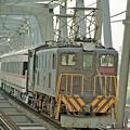 Photos: ED 5082 甲種貨物列車