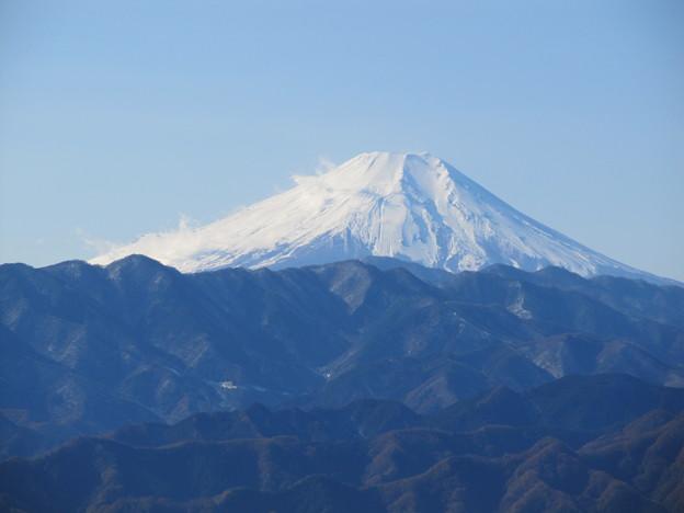 04富士山明王峠より