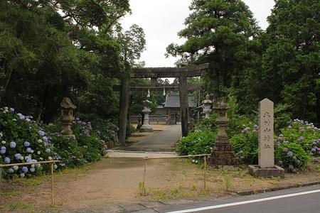 大神山神社・本社1