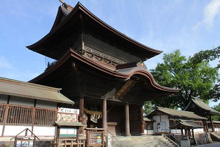 阿蘇神社・楼門2