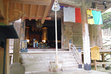 2011年08月14日雷山千如寺大悲王院