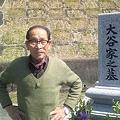 Photos: 母の墓参り1