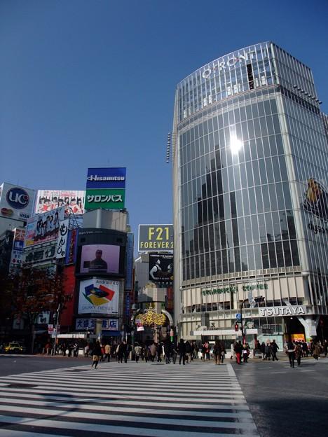 渋谷駅前交差点2