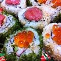 写真: 時、すでにお寿司