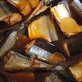 写真: 秋刀魚のやわらか煮