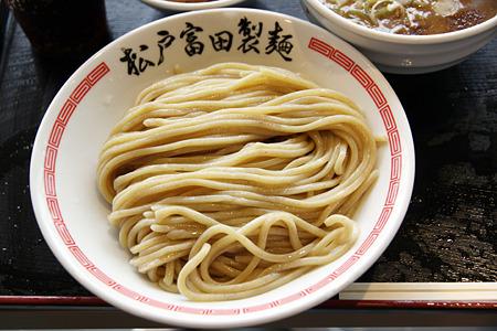 20120420_松戸富田製麺 つけそば(250g)