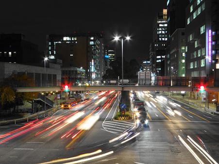 名古屋丸の内交差点