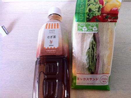 4/11 朝食