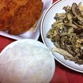 写真: 20120619夕食