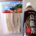 写真: 20120702朝食