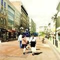 Photos: Liverpool Downtown 1991