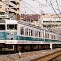 113系阪和色・快速紀伊田辺