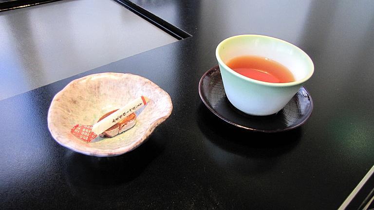 モリタ屋,お茶
