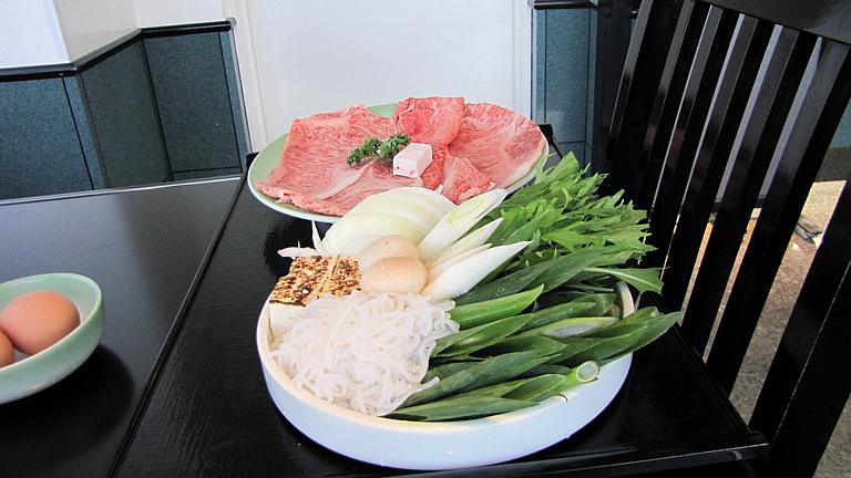 モリタ屋,お肉と野菜