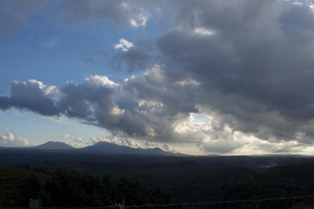 九州 久住高原9月4