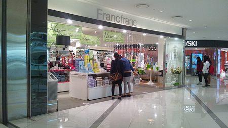 Francfranc in Seoul