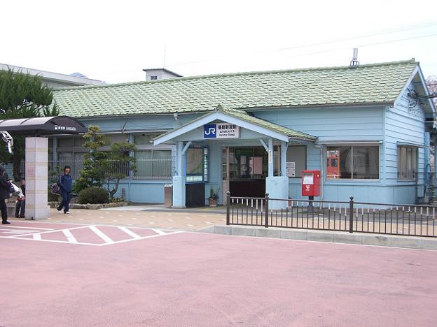 r3272_播磨新宮駅_兵庫県たつの市_JR西
