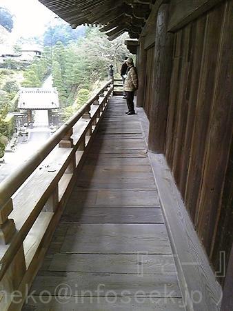 120214-建長寺 三門回廊 (8)