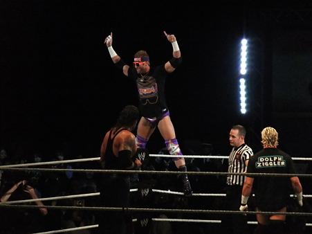 WWE RAW WORLD TOUR 2011 横浜アリーナ 20111130 (2)
