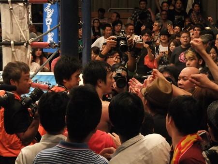 新日本プロレス BEST OF THE SUPER Jr.XIX 決勝戦 田口隆祐vsロウ・キー (6)