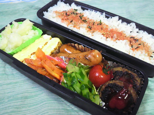 写真: 2012/6/15のお弁当