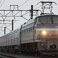 8860レ EF66 117+都営12-600形12-621F 8両