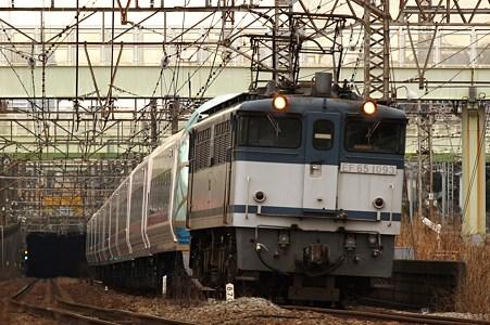 E657系第7編成甲種輸送