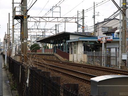 諏訪ノ森駅4