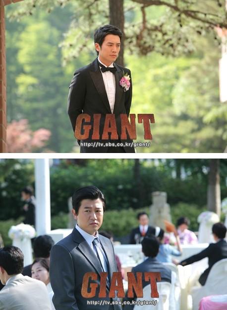 韓国ドラマ ジャイアント