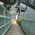 Photos: この階段を下りたらお別れだよ・・・