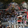 Photos: 秋の神輿パレード!(111016)