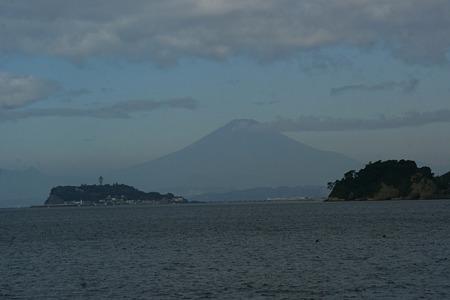 真夏の富士山のお披露目!(1107)