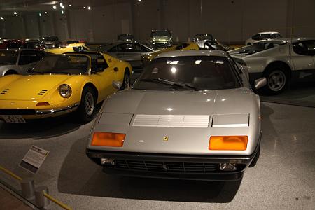 四国自動車博物館・Ferrari BB512i - 14